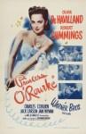 princess o'rourke poster