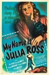 julia ross poster