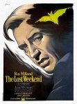 lost weekend french poster