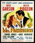 mrs parkington poster