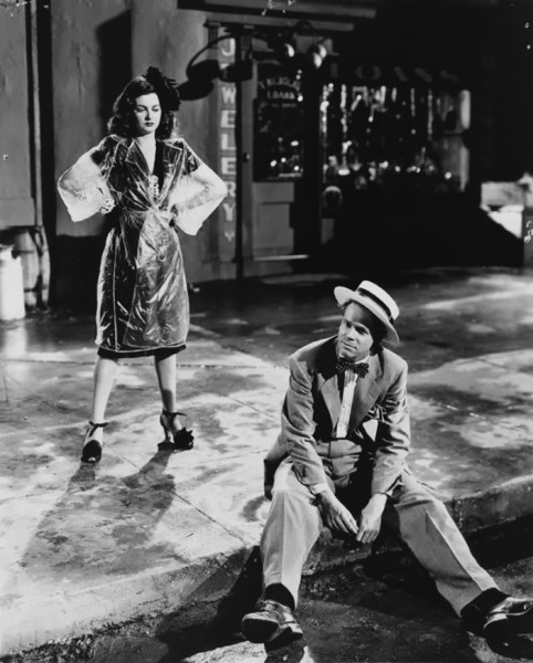 Scarlet street 1945 flickers in timeflickers in time for Dans joam