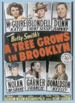tree grows in brooklyn poster