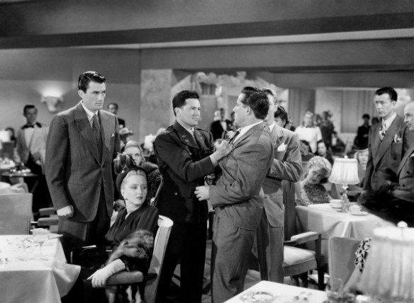 gregory peck, celeste holm, john garfield, robert kames & gene nelson - gentleman's agreement 1947
