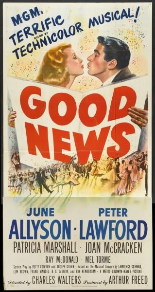 Image result for good news 1947