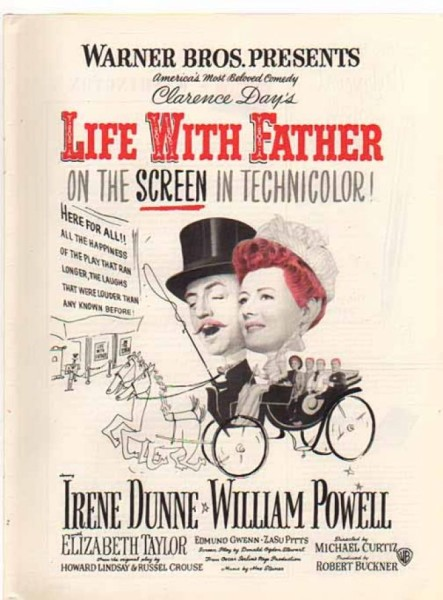 Life with Father (1947) :: Flickers in TimeFlickers in Time