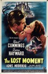 lost moment poster