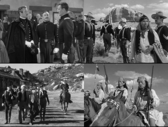 fort apache montage