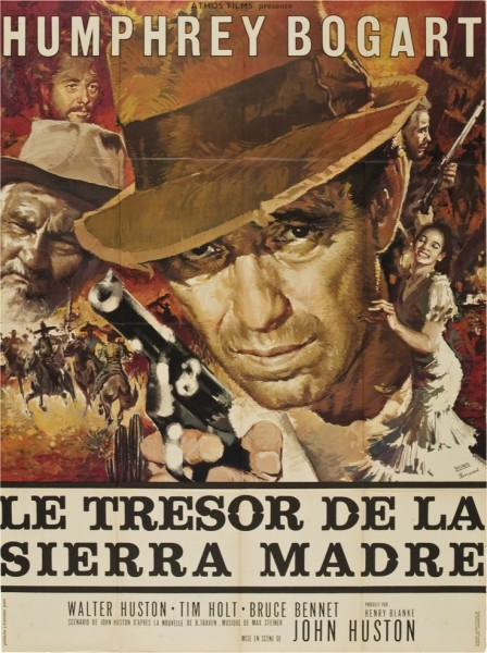 treasure italian poster