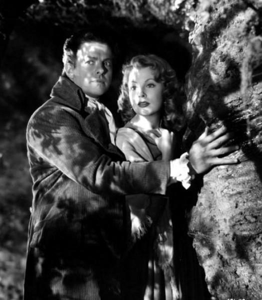 Arlene-Dahl-with-Robert-Cummings-in-Reign-of-Terror-1949
