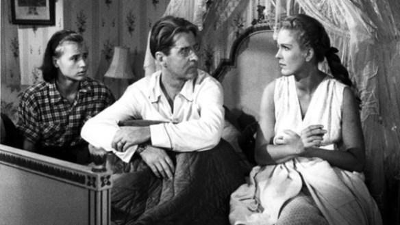 lesson in love 1954
