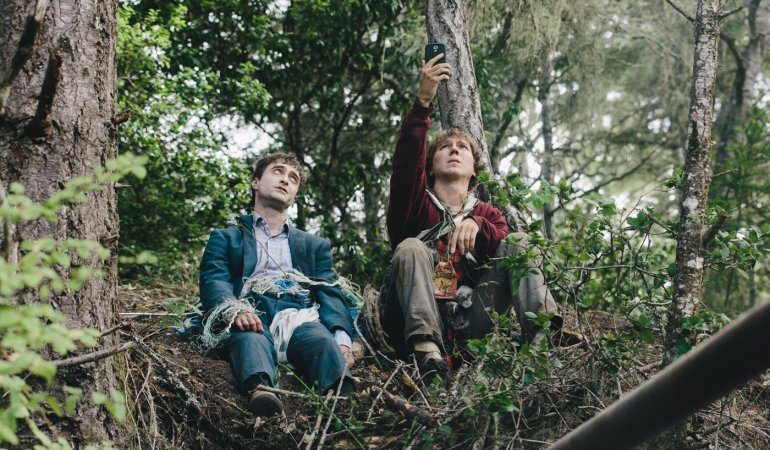 Win Swiss Army Man Blu-ray