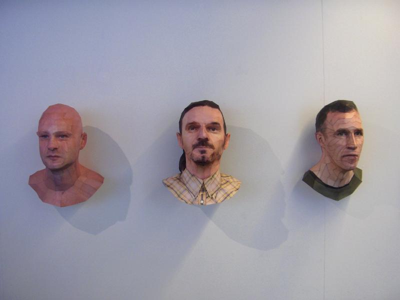 Bert Simons Paper Craft Artist Orderlydisordered