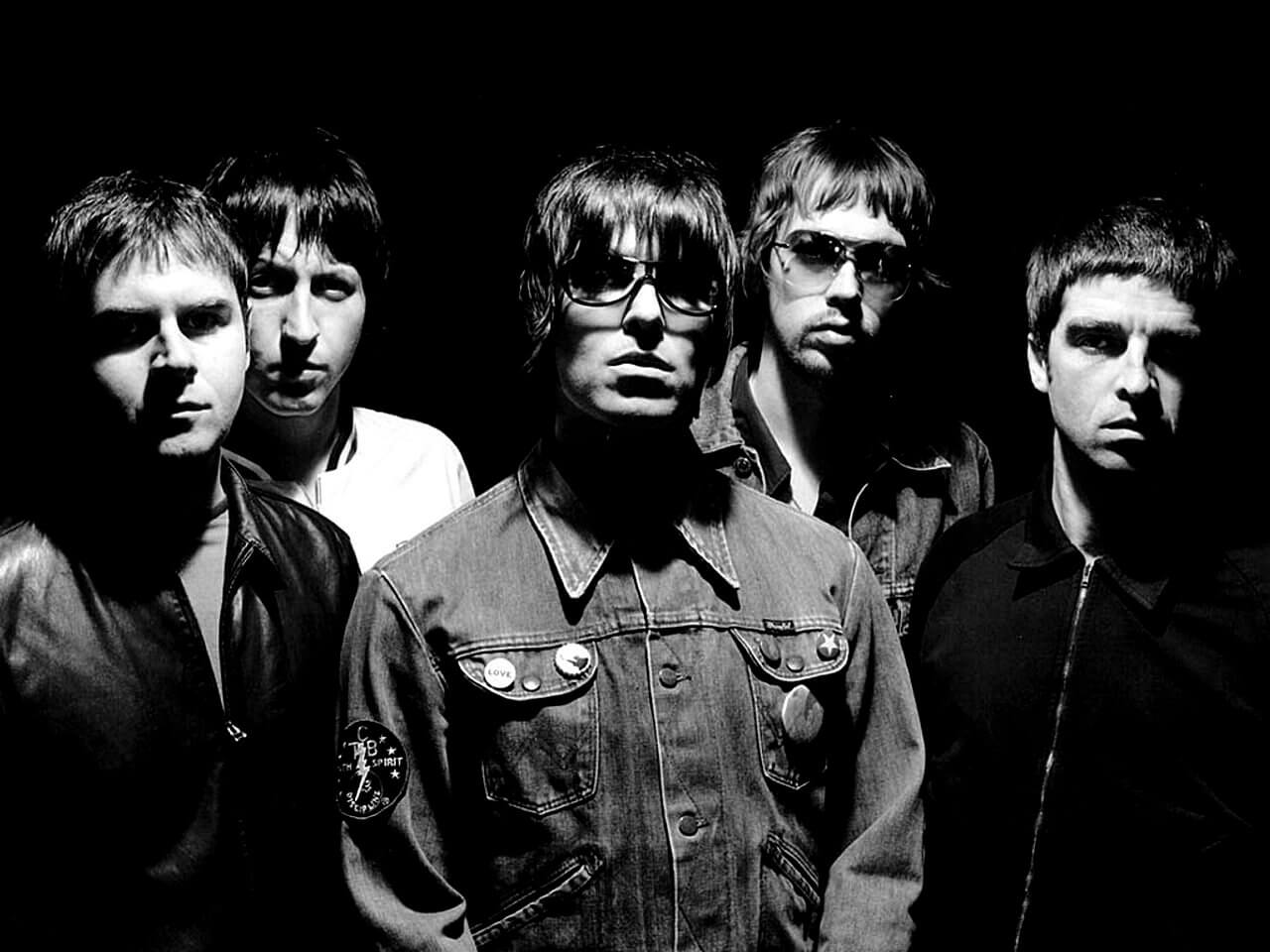 Oasis  Flick Of The Finger Magazine