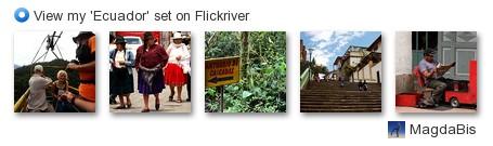 MagdaBis - View my 'Ecuador' set on Flickriver