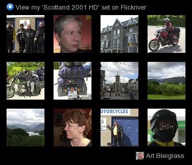 Art Bleiglass - View my 'Scotland 2001 HD' set on Flickriver