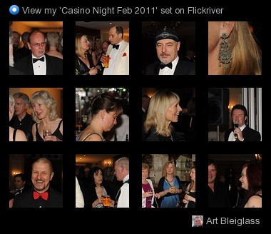 Art Bleiglass - View my 'Casino Night Feb 2011' set on Flickriver