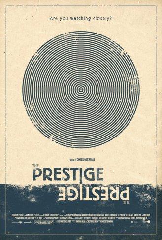 The Prestige - Christopher Nolan.