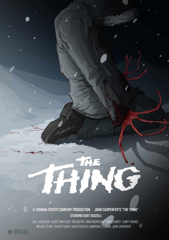 The Thing - John Carpenter.