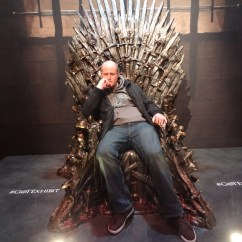 Game Of Throne Chair Swivel Staples Iron  Nailed It Flicks And Pieces