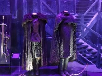 Jon Snow's costume.