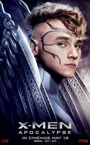 X-Men Archangel Character Banner
