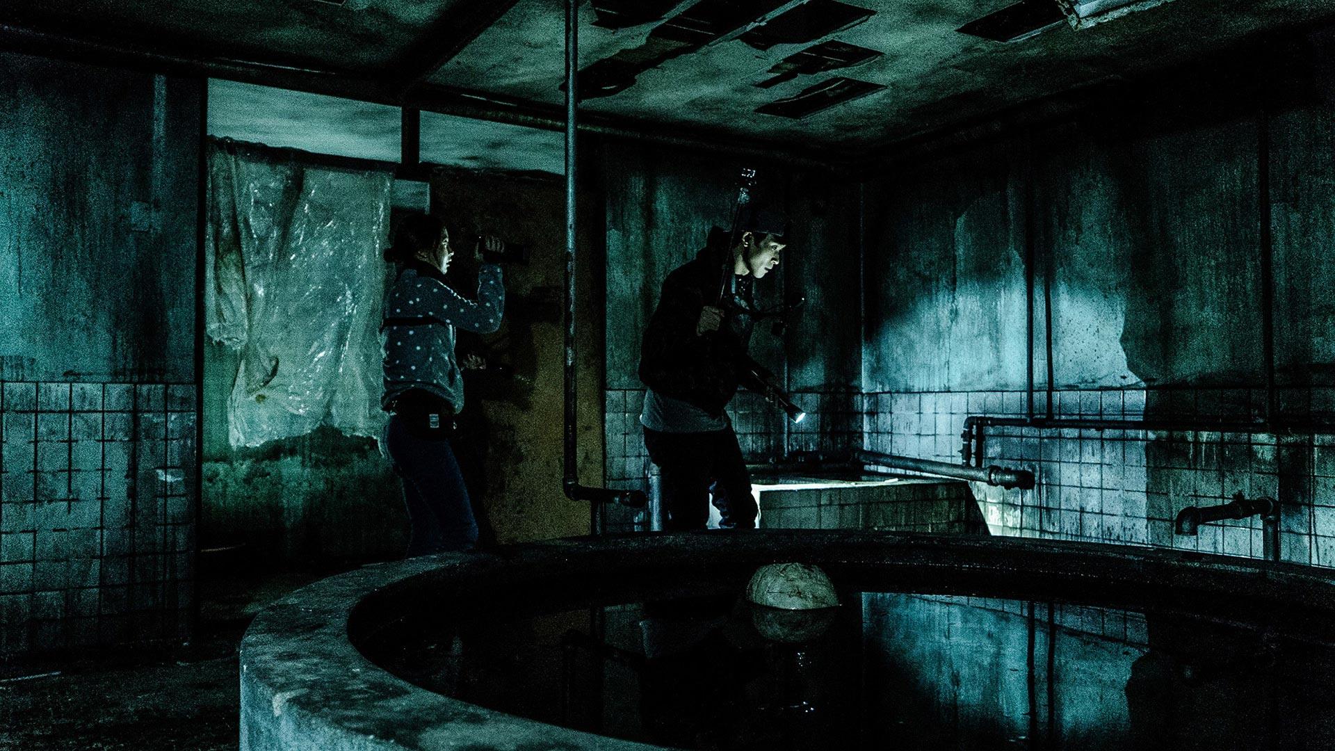 鬼病院: 靈異直播 GONJIAM: Haunted Asylum - GaragePlay 車庫娛樂