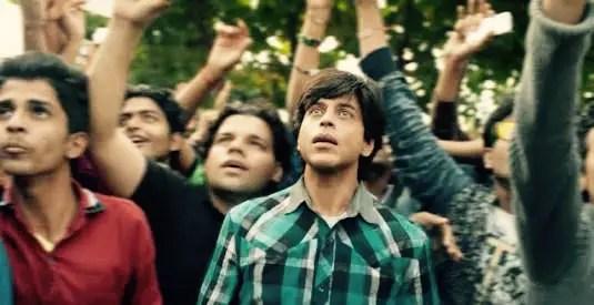 Shahrukh khan fan open letter