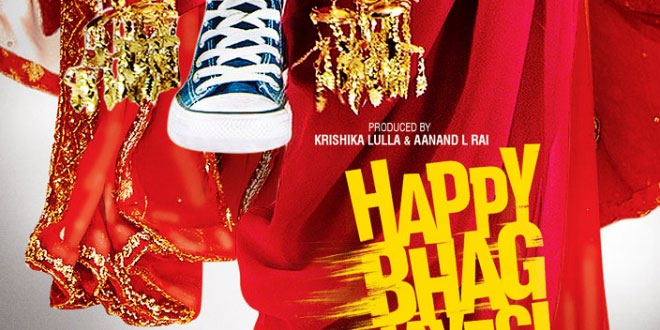 Happy Bhag Jayegi review movie