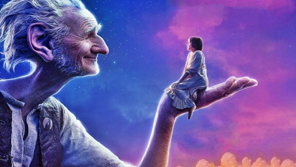 bfg happy feel good movie