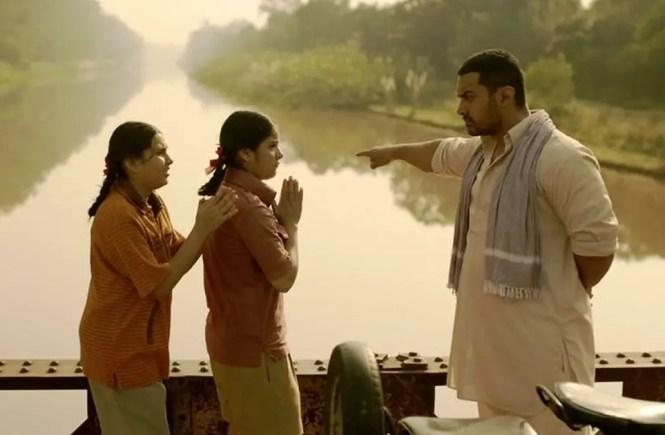 Dangal review movie aamir