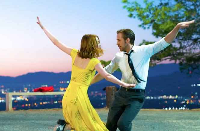 la la land feel good movies