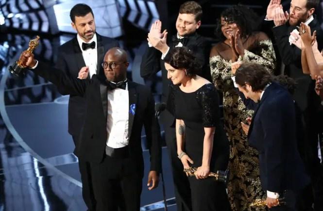Oscar winners 2017
