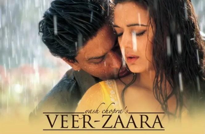 Veer Zaara Shahrukh Khan
