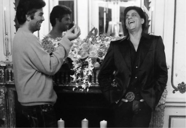 Karan Johar Shahrukh Khan