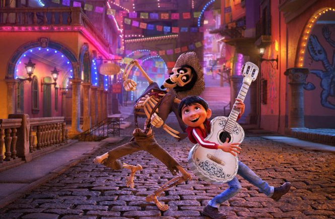 Best animation movies 2017