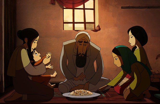 Breadwinner animation movie