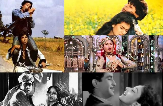 10 Longest Running Bollywood Movies Ddlj Sholay Flickside
