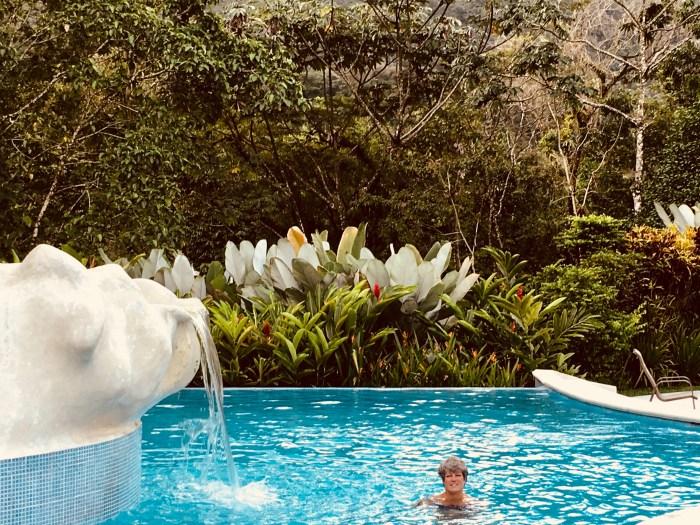 me in pool 2