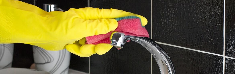 Fliesen im Bad richtig reinigen