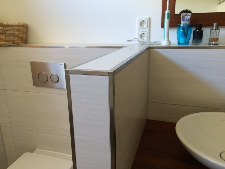 Badezimmer durch Fliesenfachbetrieb Wilke