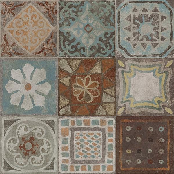 Dekorfliesen Panaria Memory Mood Mix 20x20 cm Set 9tlg kaufen