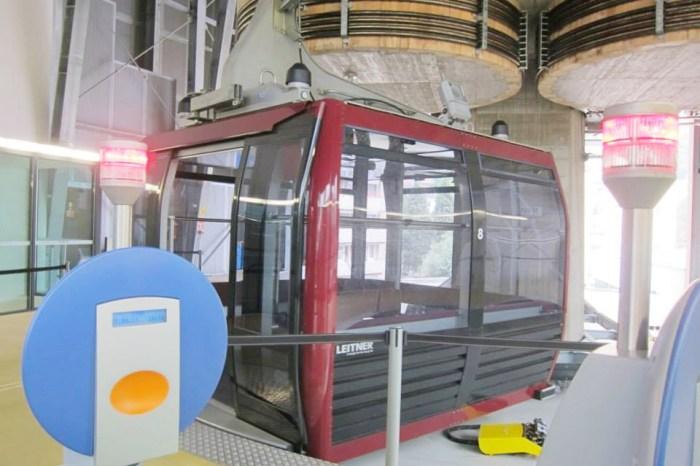 Bolzano Cable Car Ride