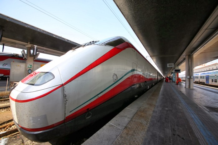 Trains of Italy