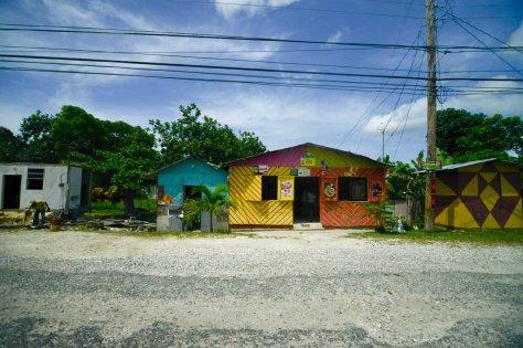 Negril Jamaica Local Store