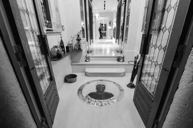 Hotel Moresco Entrace Venice ITaly