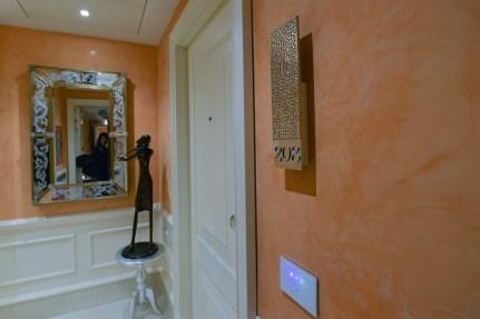 Hotel Moresco, Venice Italy Room 208