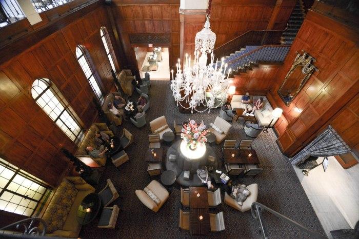 The Heathman Hotel Portland