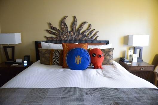The Heathman Hotel Portland Bed
