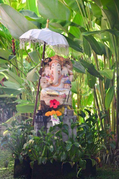 ganesha on galungan day 3014
