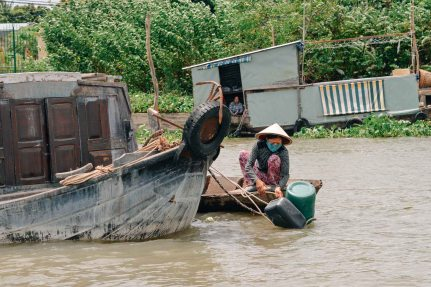 Life on the Mekong Delta